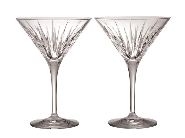 Groomstars Martini Glasses