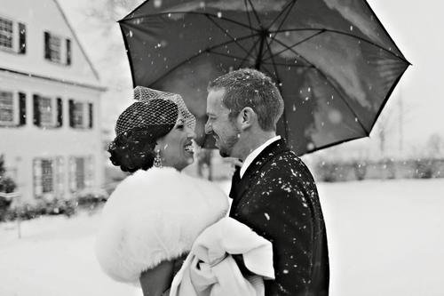 Vintage Blue Bell Wedding Captured by Alison Conklin, winter wedding ideas, unique winter wedding ideas