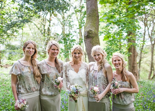 Rustic United Kingdom Wedding Captured by Green Photographic