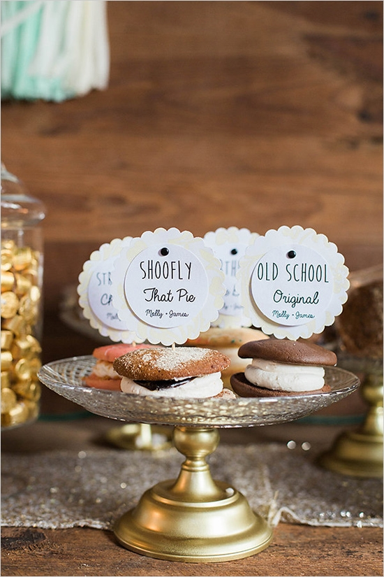4 Creative Ways to Personalize Your Wedding Dessert,