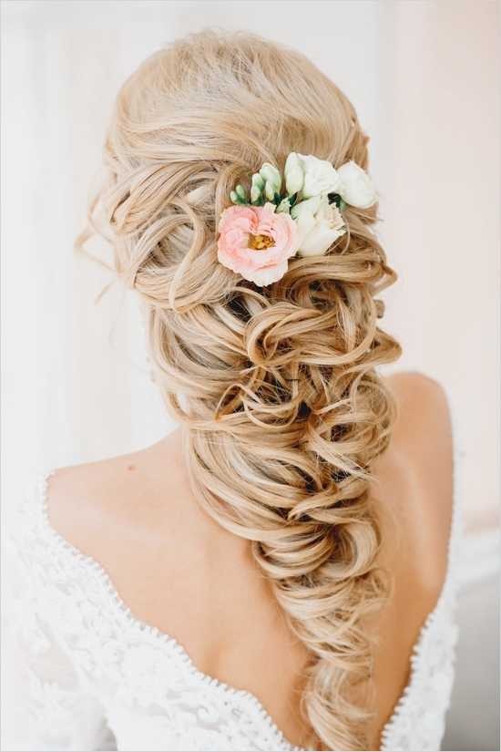 7 wedding hairstyles inspired by your favorite disney princess disney princess wedding hairstyles junglespirit Image collections