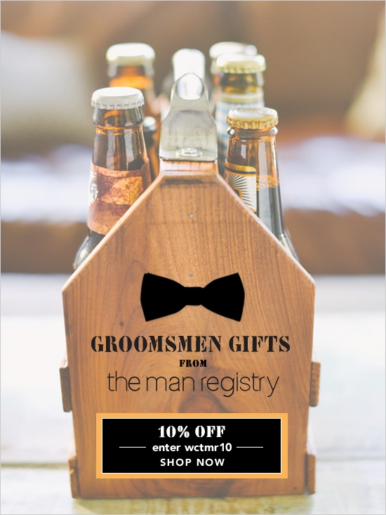 Winter Wedding Groomsmen Gift Ideas : Groomsmen Gift Ideas From The Man Registry