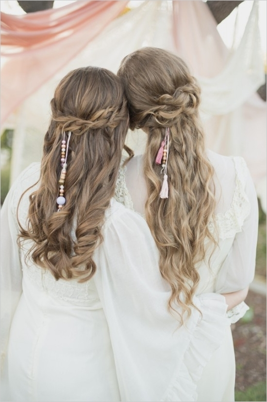 grow long hair wedding, wedding hairstyle, how to grow long hair for your wedding