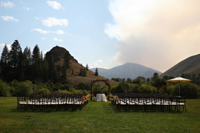 Jennifer + Kelly: A Rustic Idaho Country Wedding