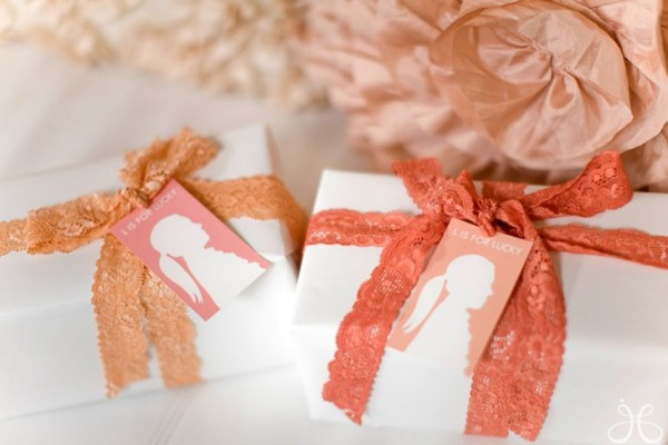 My Coral, Peach and Blush Pink Los Angeles Bridal shower, wedding gift etiquette, gift giving etiquette