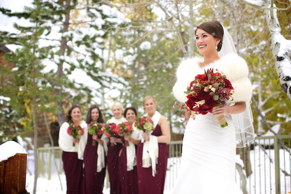 Glamorous Lake Tahoe Wedding Captured by DesiresPhoto
