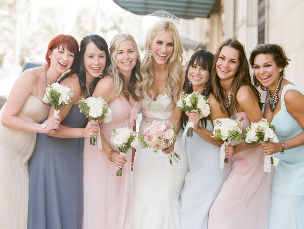 Ways to Prevent Bridal Party Drama