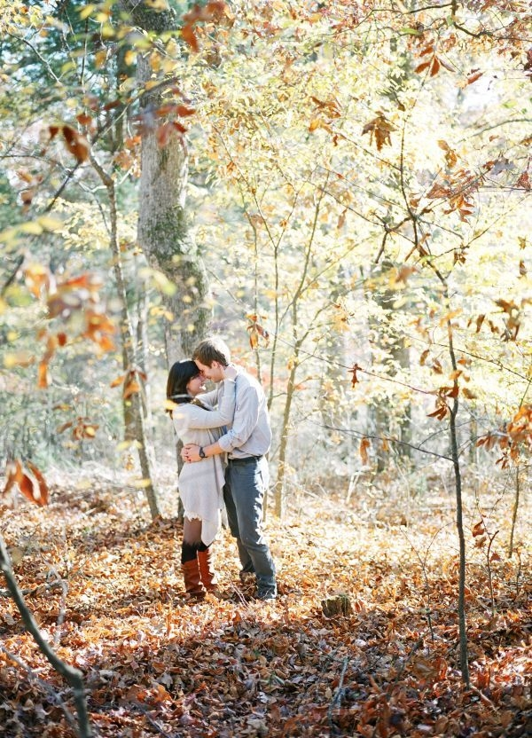 Inspired by This Fall Tennessee Camp Engagement, autumn wedding inspiration, autumn weddings, fall wedding