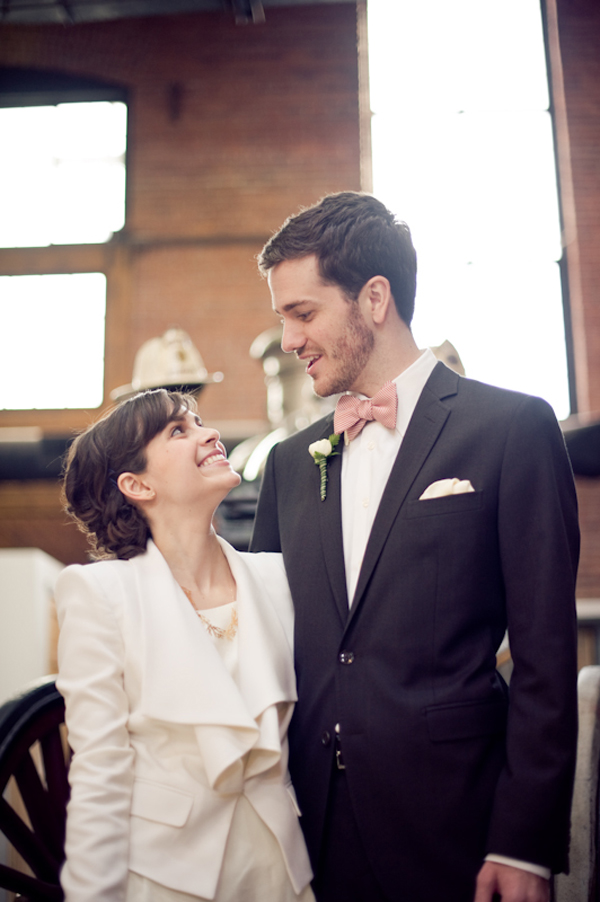 Rustic Boston Wedding Captured by Alexandra Roberts