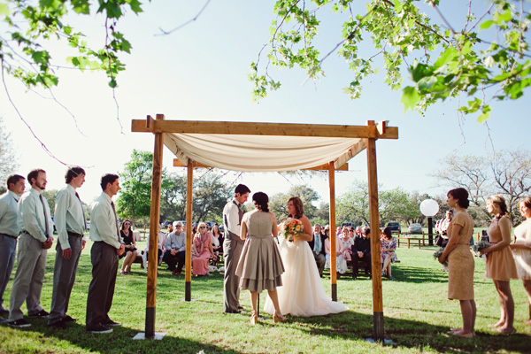 Rustic Texas Wedding Captured by The Nichols